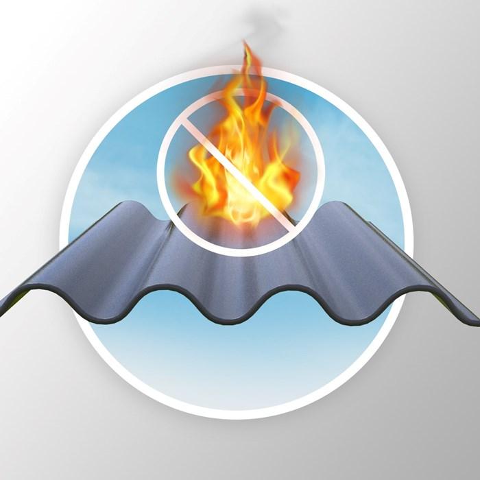 Brandveilige dakbedekking voor stallen, schuren en loodsen