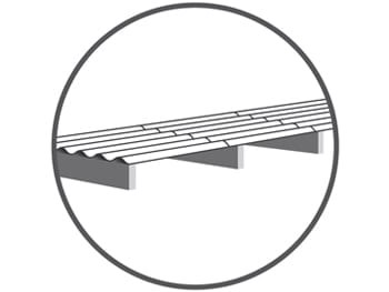 Isoler le toit de votre bâtiment (entrepôt/étable), ou pas ?