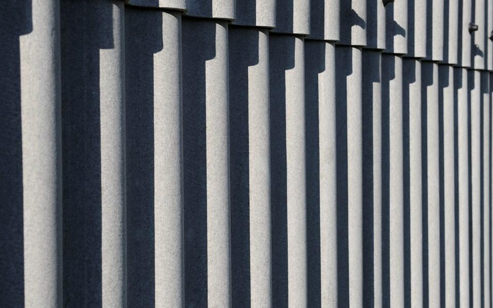 Eternit-Fassadenplatten