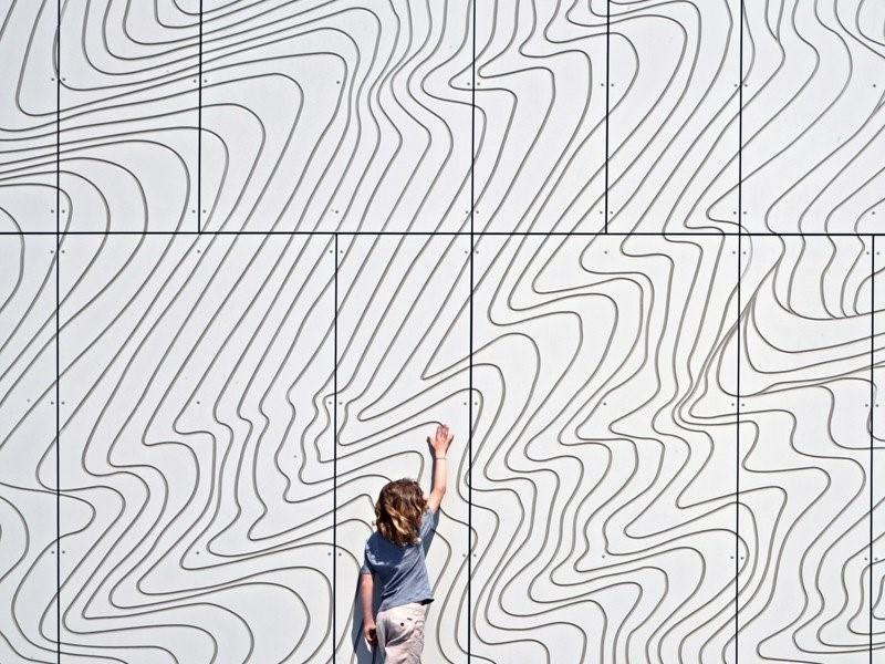Eternit im Wandel! Equitone: Das Fassadenmaterial Faserzement.
