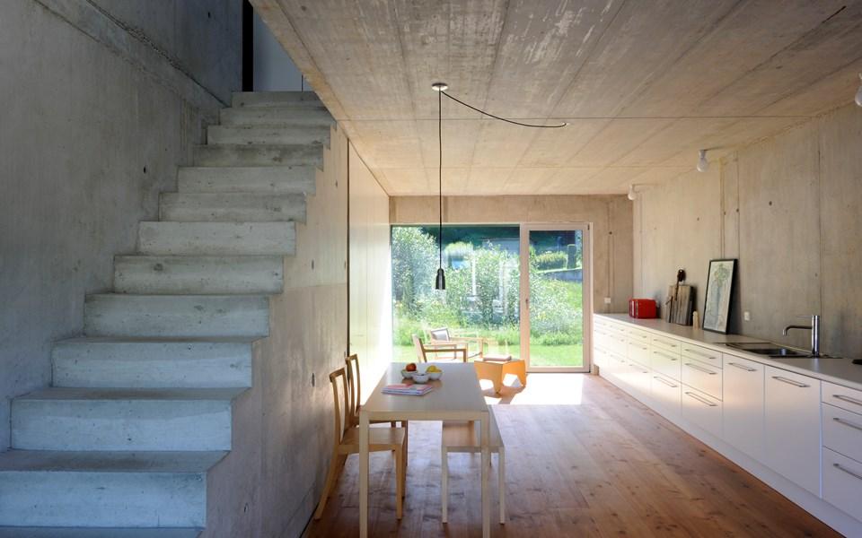 Dacheindeckung Einfamilienhaus