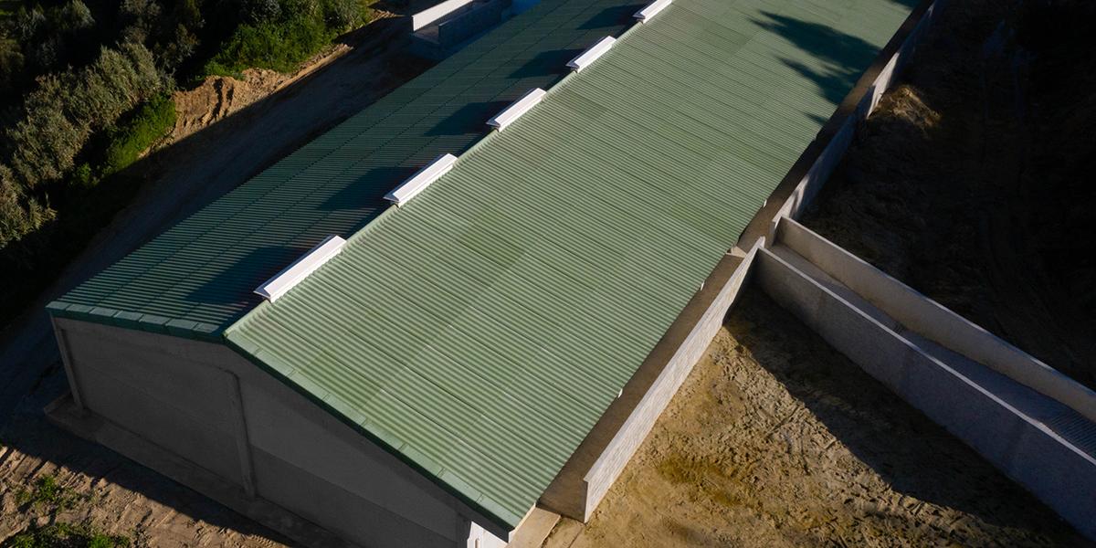 Suinicultura Quinta do Pinheiro | Agrotherm + Cantábrico