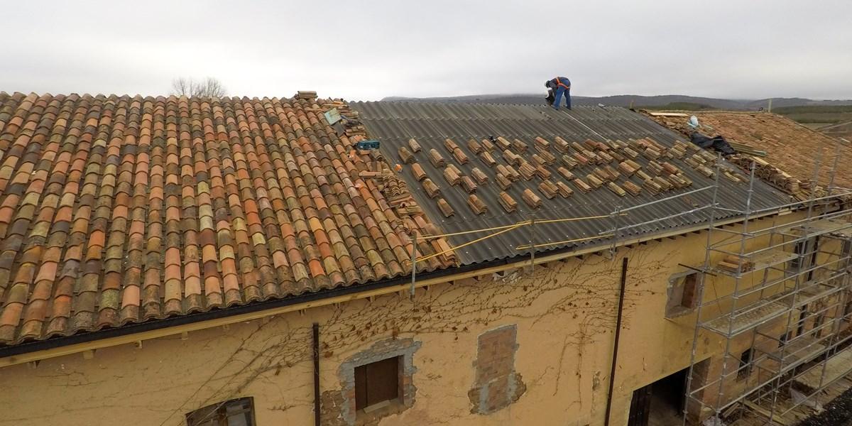 Hotel Monasterio de Mave  | Granonda Rústico Arcilla