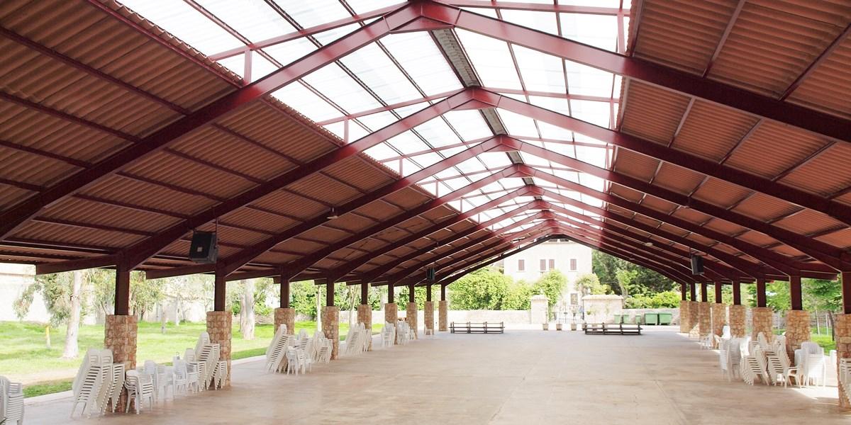 Monasterio Lluc   Bajo teja 190 Rústico Arcilla