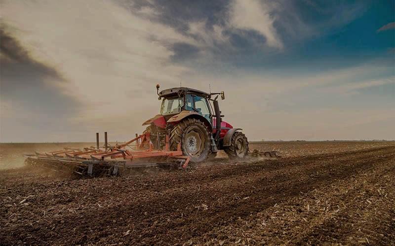 tractor machinery